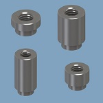 Surface Mount Threaded Standoffs from Keystone Electronics