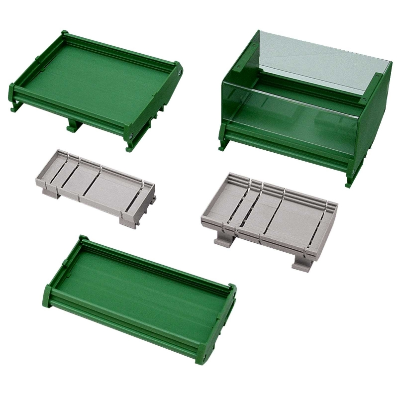 Elbag DIN Rail Mounting Interface Modules