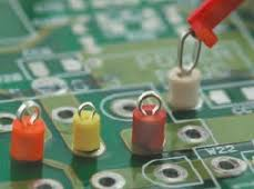 Terminals, PCB Screw Terminals, Tabs, Test Points & Jumpers