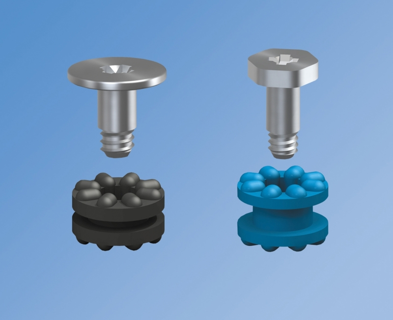 Bumpers, Clamps, Eyelets and Rivets, Grommets and Bushes, Turret Terminals, Hole Plugs and Washers